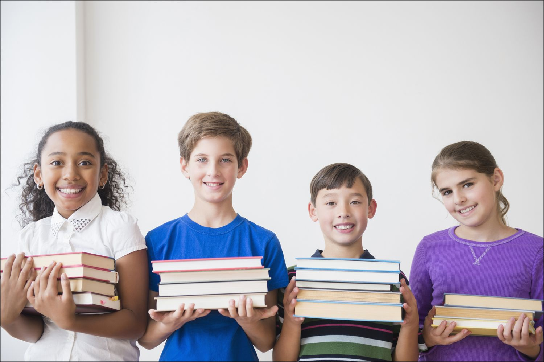התוכנית להשאלת ספרים מתרחבת. צילום להמחשה בלבד