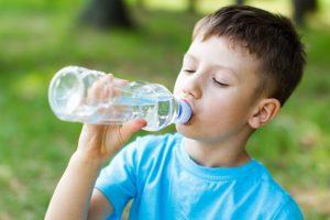 חשוב לשתות מים. צילום להמחשה