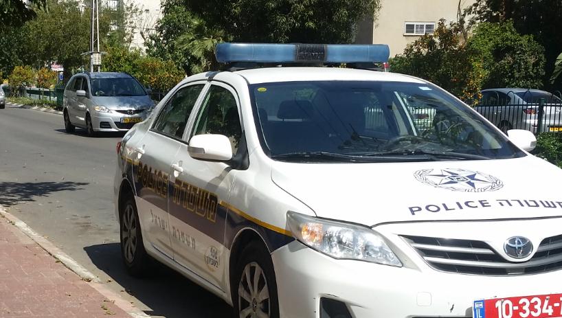 משטרה- צילום ארז שרווינטר