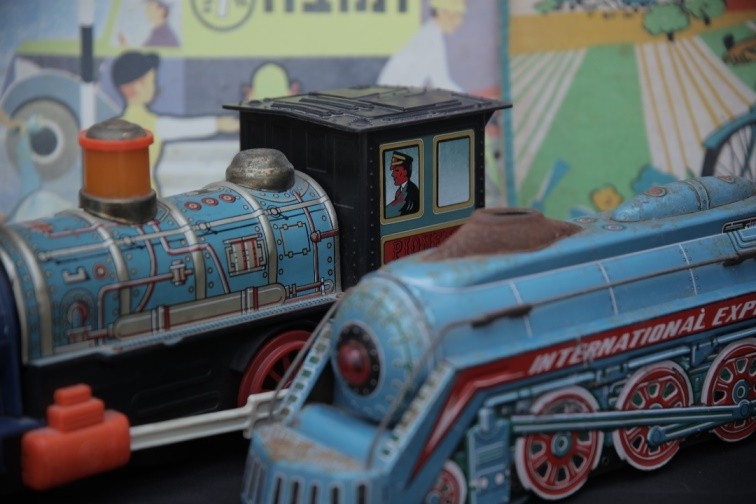 ביקור הצעצועים 2 -האוטו שלנו. מתוך אוסף בני ירוחם. צילום רן יחזקאל
