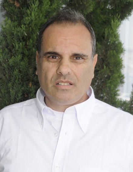איציק עזרא, עורך ראשי עיתון השקמה