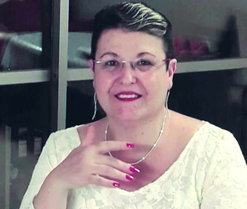 ליאורה פור. מייסדת המשמר החברתי חולון