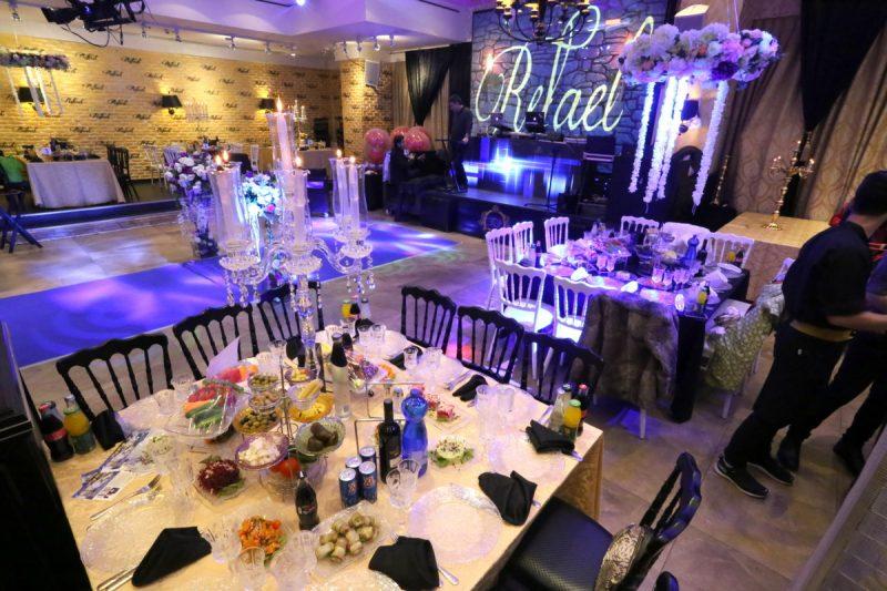 """הצצה: סוד המטבח של אולם האירועים """"רפאל"""" בתל אביב. צפו:"""