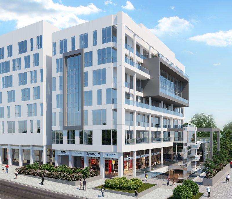 בניין המשרדים Biznext