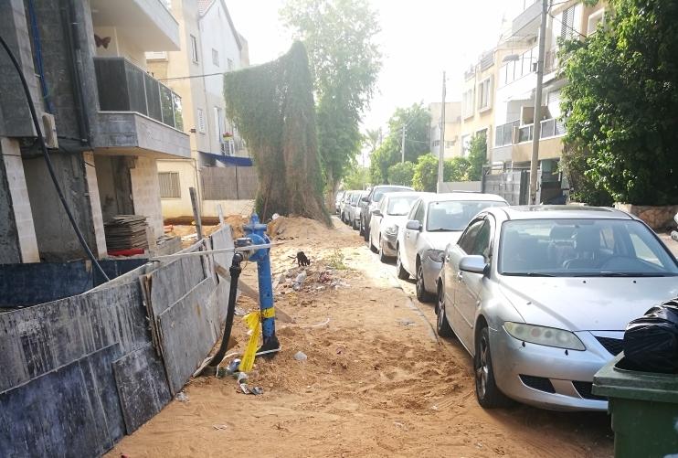 רחוב הכנסת חולון