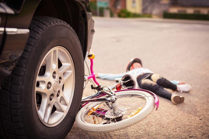 תאונות דרכים בילדים