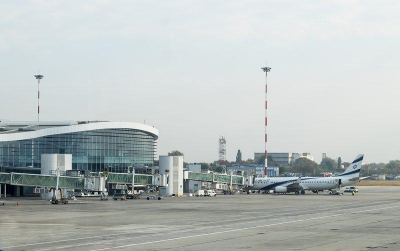 נמל התעופה בן גוריון