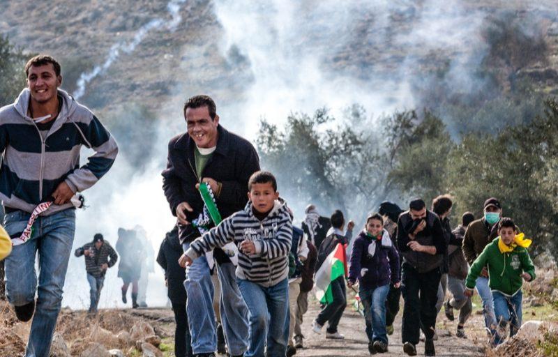 הפגנות על הגדר הדרומית. לעצור את הרג המפגינים