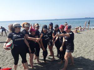 קבוצת גורדון בטורניר בקפריסין