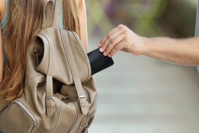 שוד טלפונים ניידים
