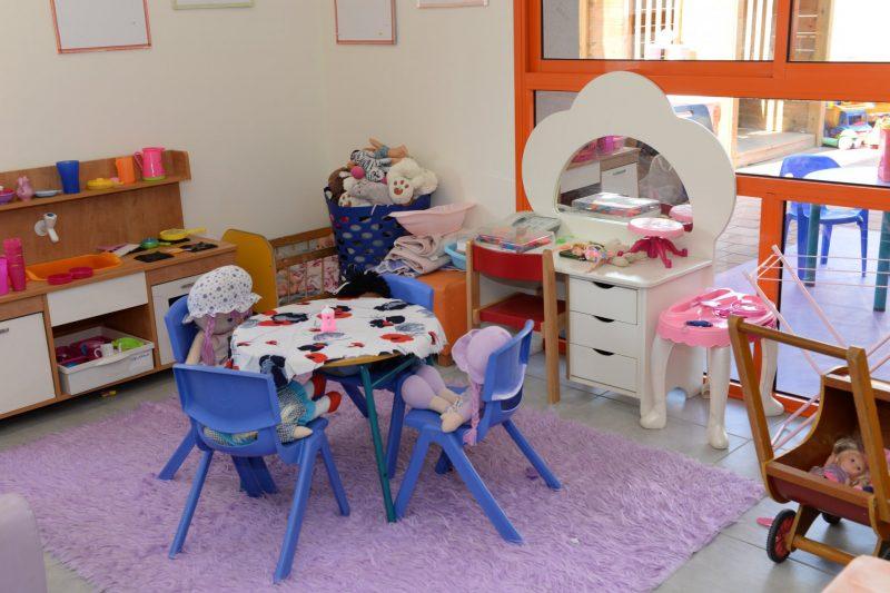 גן ילדים בחולון. צילום: טל קירשנבאום