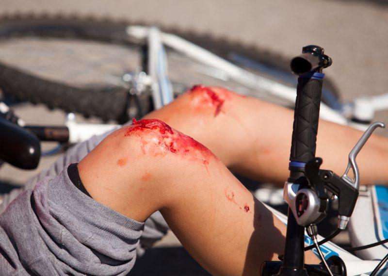 תאונות אופניים. לא לומדים את הלקח