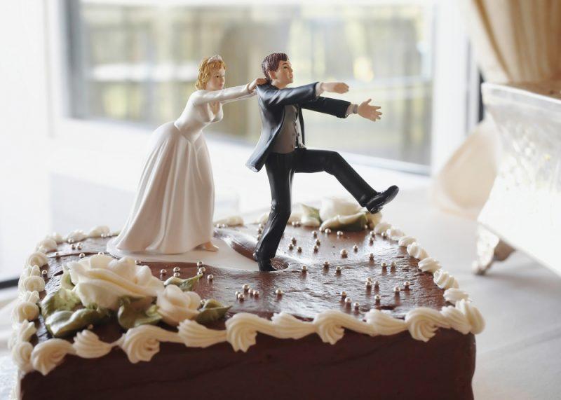 עוגת חתונה. טרנדים