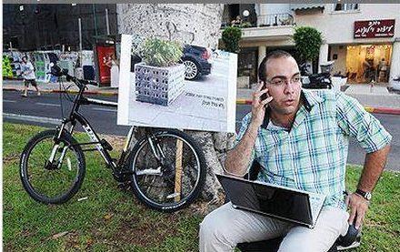 מורן ישראל, המחאה החברתית, קיץ 2011