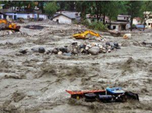 נזקי הסערה בצפון הודו