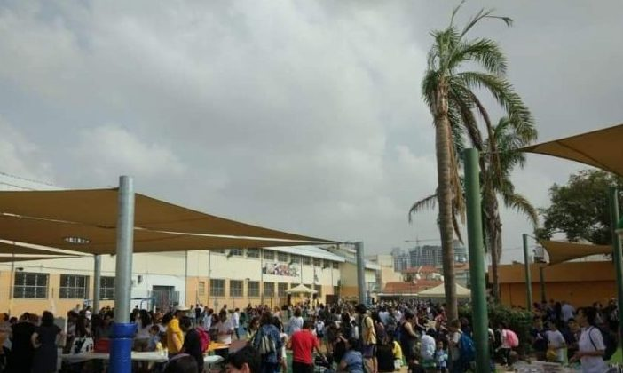 יריד ההתרמה למען נעמה ברזילי
