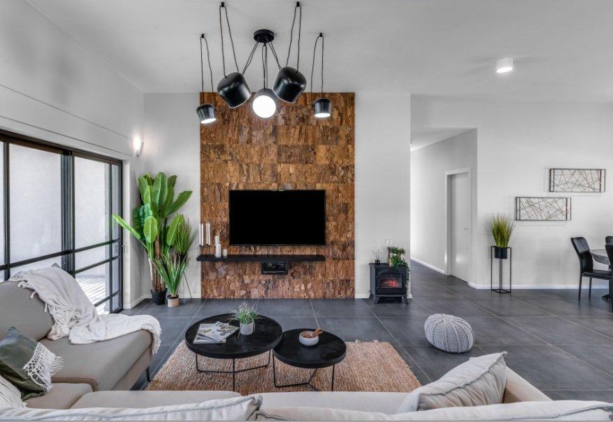 עיצוב חורפי לבית