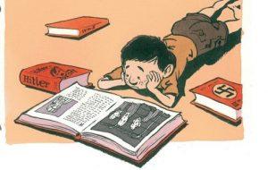 קומיקס של מישל קישקה