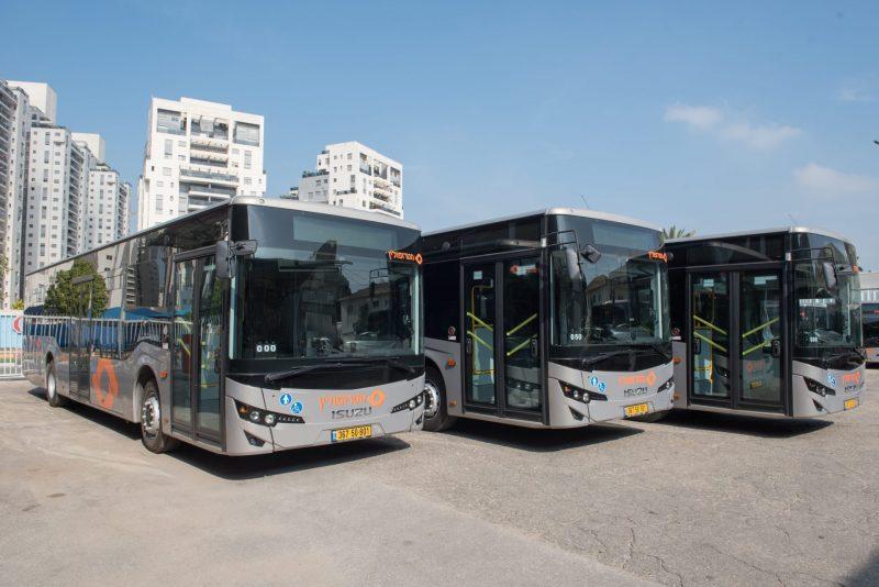 אוטובוסים של חברת מטרופולין