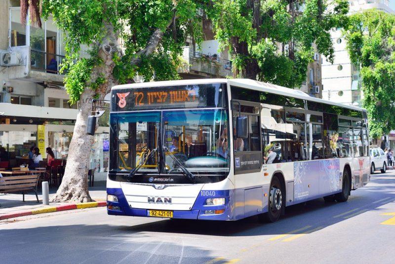 תחבורה ציבורית. אוטובוס. צילום: שאטרסטוק
