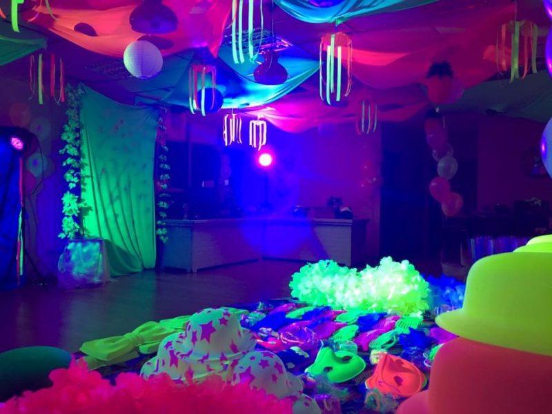 מסיבת פול מון של פעם בחיים (צילום עצמי)