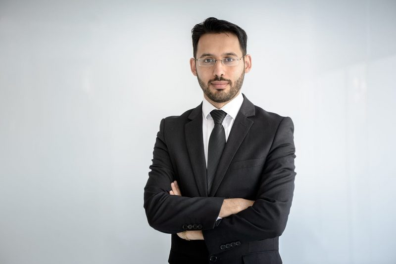 עורך דין אברהם קורחוב. צילום: ארקדי רסקין