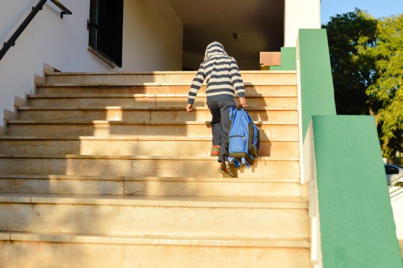 תלמיד בית ספר. צילום: שאטרסטוק