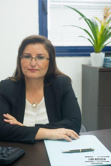 """עו""""ד אמה אליאב. צילום: ליאור רוטשטיין"""