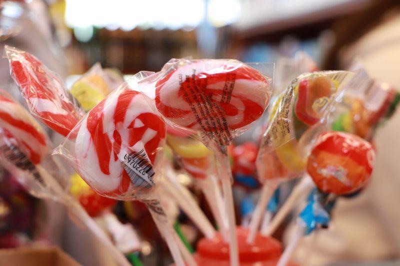 ממתקים מגוונים. צילום: ציון בלחסן
