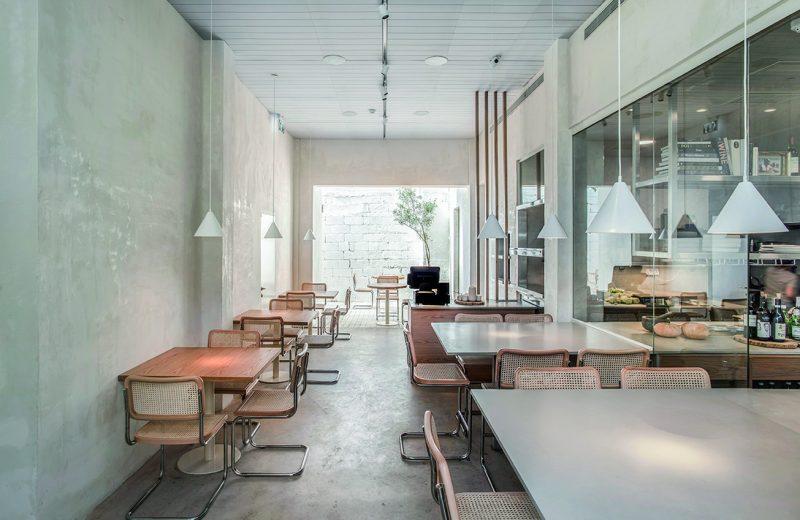 מסעדת OPA. צילום: יואב גורין