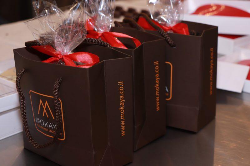 מוקאיה- סדנאות שוקולד. צילום: ציון בלחסן