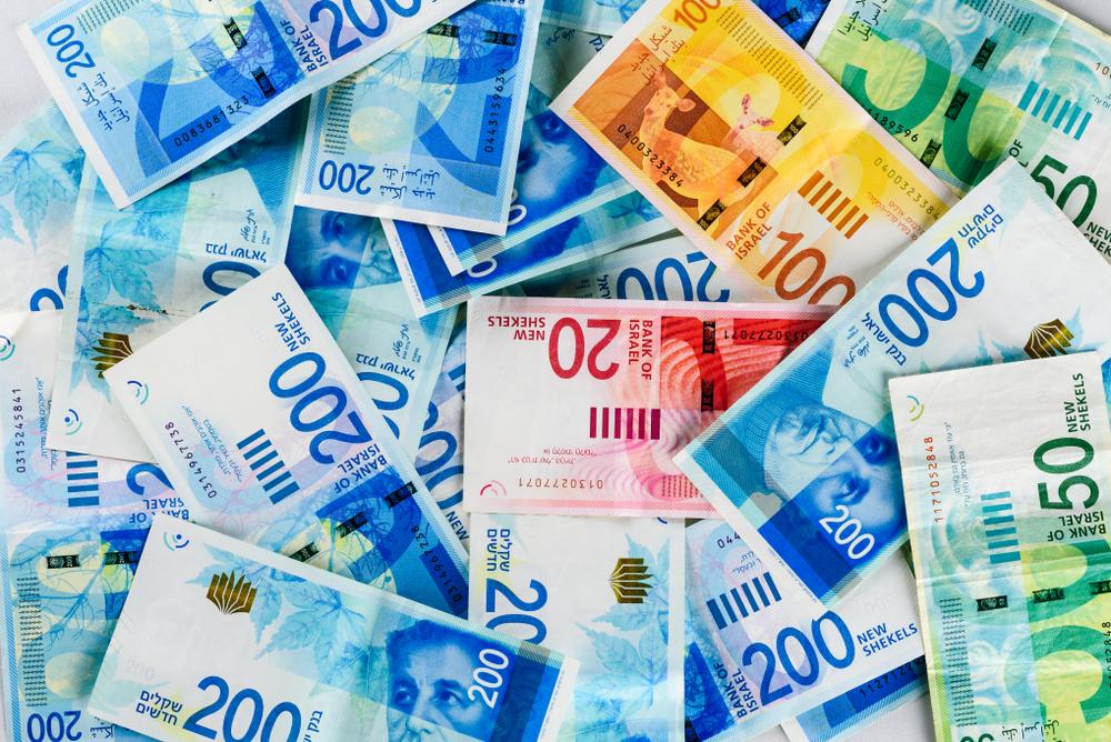 כסף, שקלים. אילוסטרציה: שאטרסטוק