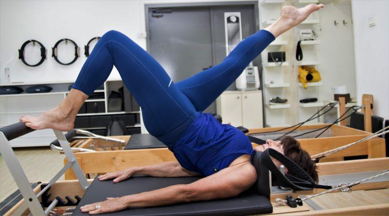עבודה על השרירים הפנימיים של הגוף. צילום: ציון בלחסן