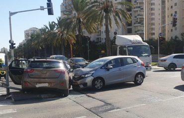 תאונת דרכים חולון