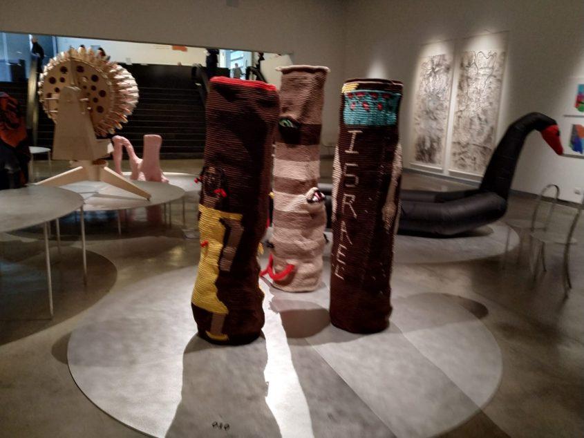 תערוכה אקסטרים מוזיאון העיצוב