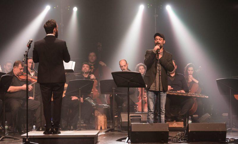 עמיר בניון ותזמורת ירושלים מזרח מערב