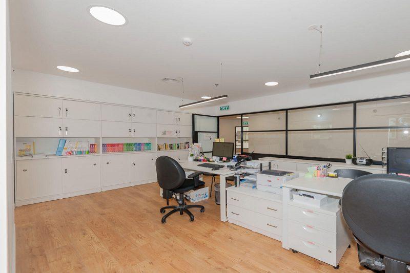 ע.ד. פרויקטים: משרדי יואל גבע. קרדיט צילום: Watchwork Israel