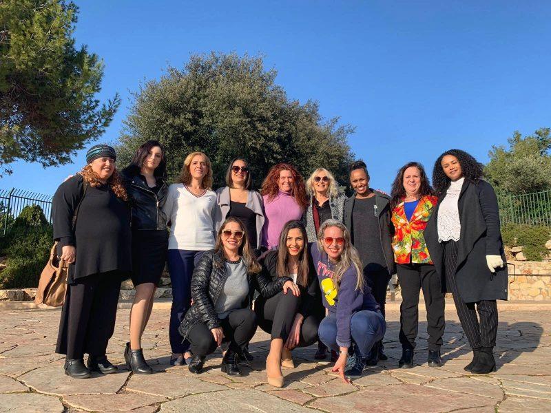 חברות מפלגת קול הנשים לכנסת ה-23