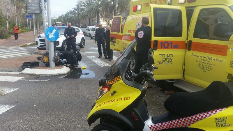 תאונת דרכים בחולון