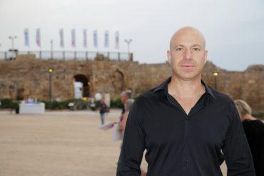 ארי שטיינברג - צילום עזרא לוי