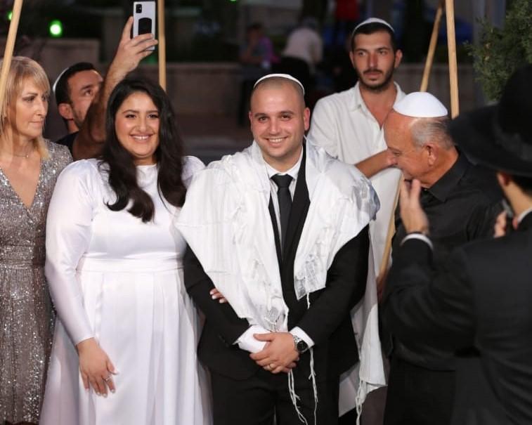 חתונה בצל הקורונה