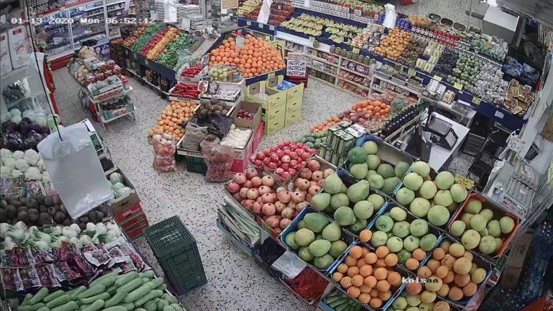 משלוחי פירות וירקות במרכז: שוק החקלאים בשירות מידי עד הבית. צילום: יוסי אליהו