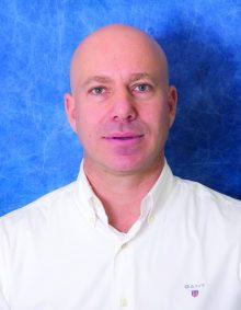 """ארי שטיינברג, מנכ""""ל אשמורת מבית הסתדרות המורים. צילום:"""
