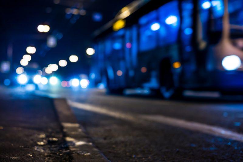 אוטובוס לילה