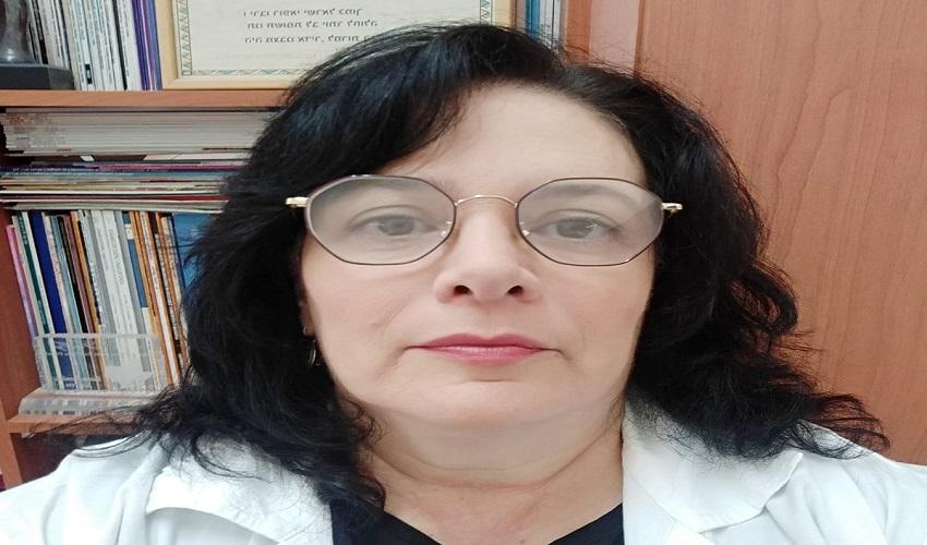 פרופסור טליה לוי - מנהלת היחידה לגניקולוגיה אונקולוגית (צילום: דוברות המרכז הרפואי וולפסון)